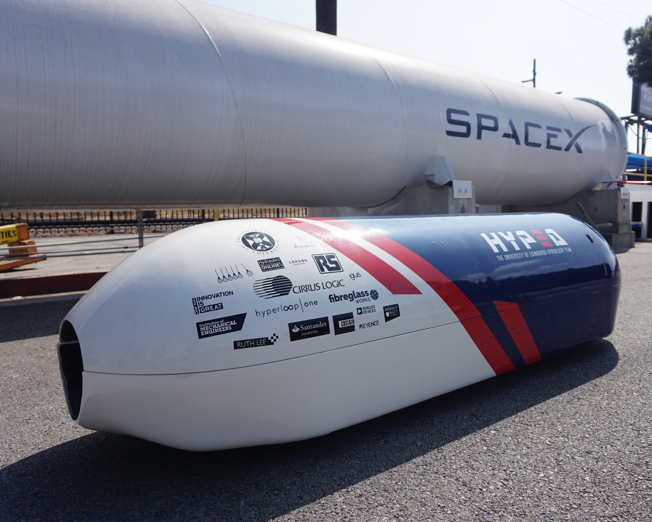 - Elon Musk, an engineer, businessman and inventor, came up with the idea of the hyperloop. It describes a capsule or pod, big enough to carry passengers, that travels through a tube. The tube has most of its air removed, leading to a near-vacuum inside, which means the pod can travel at extremely high speeds, as fast as an airplane. This could mean that a route, which would take you 4 hours by train, would take 30 minutes by hyperloop.