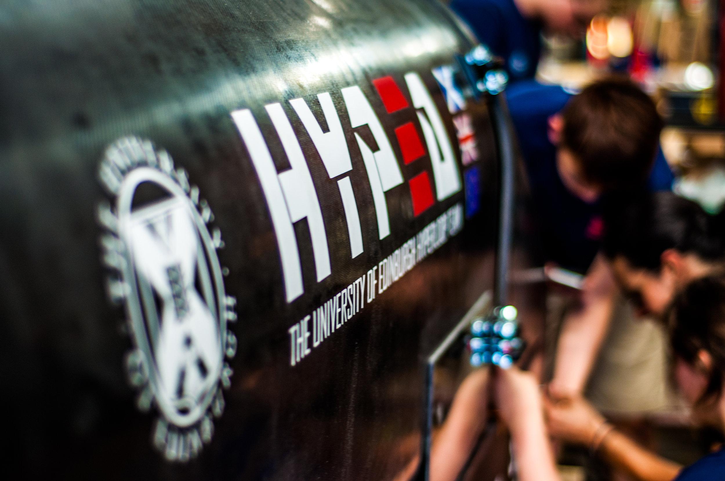 The University of Edinburgh Hyperloop Team   SPACEX FINALISTS • VIRGIN HYPERLOOP ONE WINNERS
