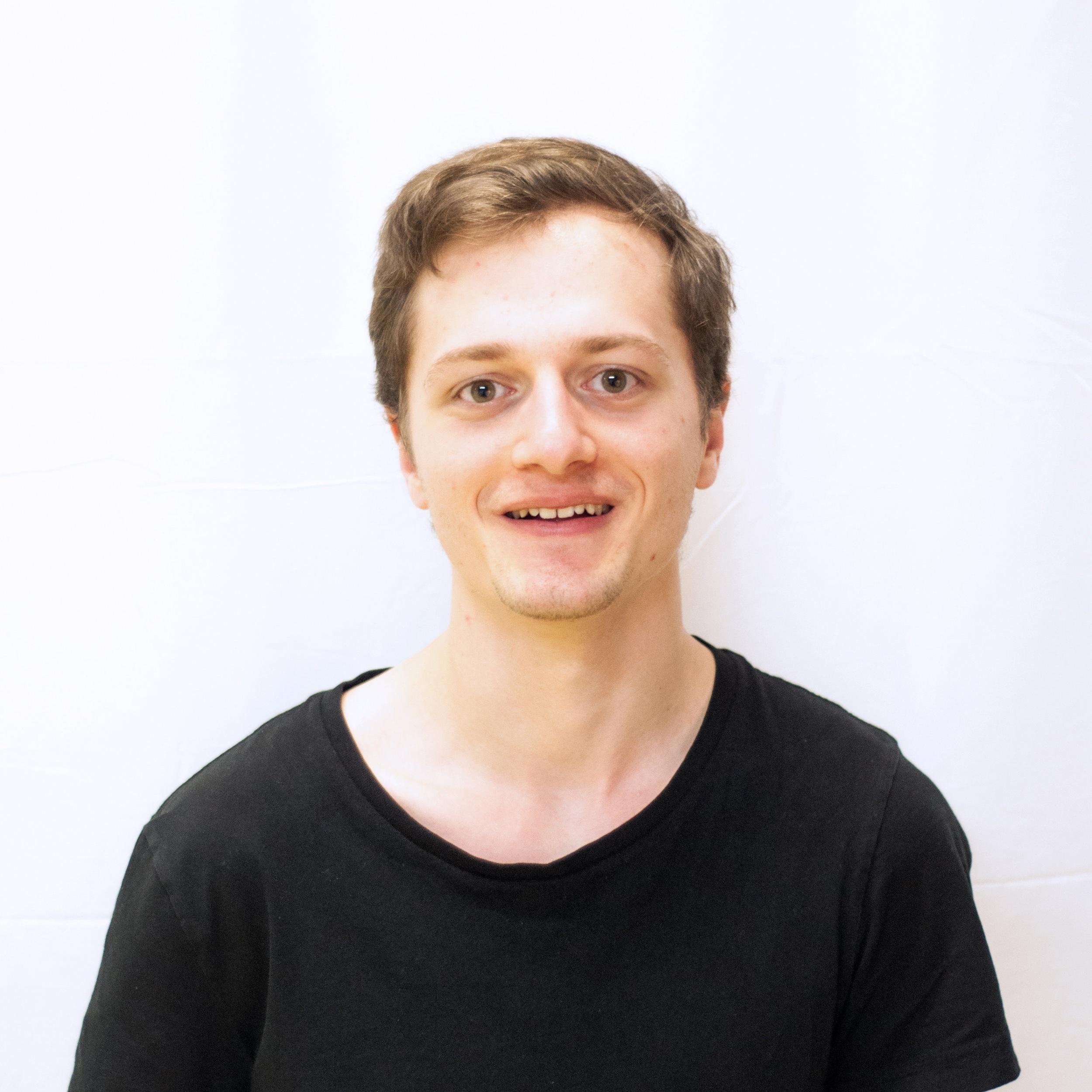 Oscar van Egeren - Electronics Engineer