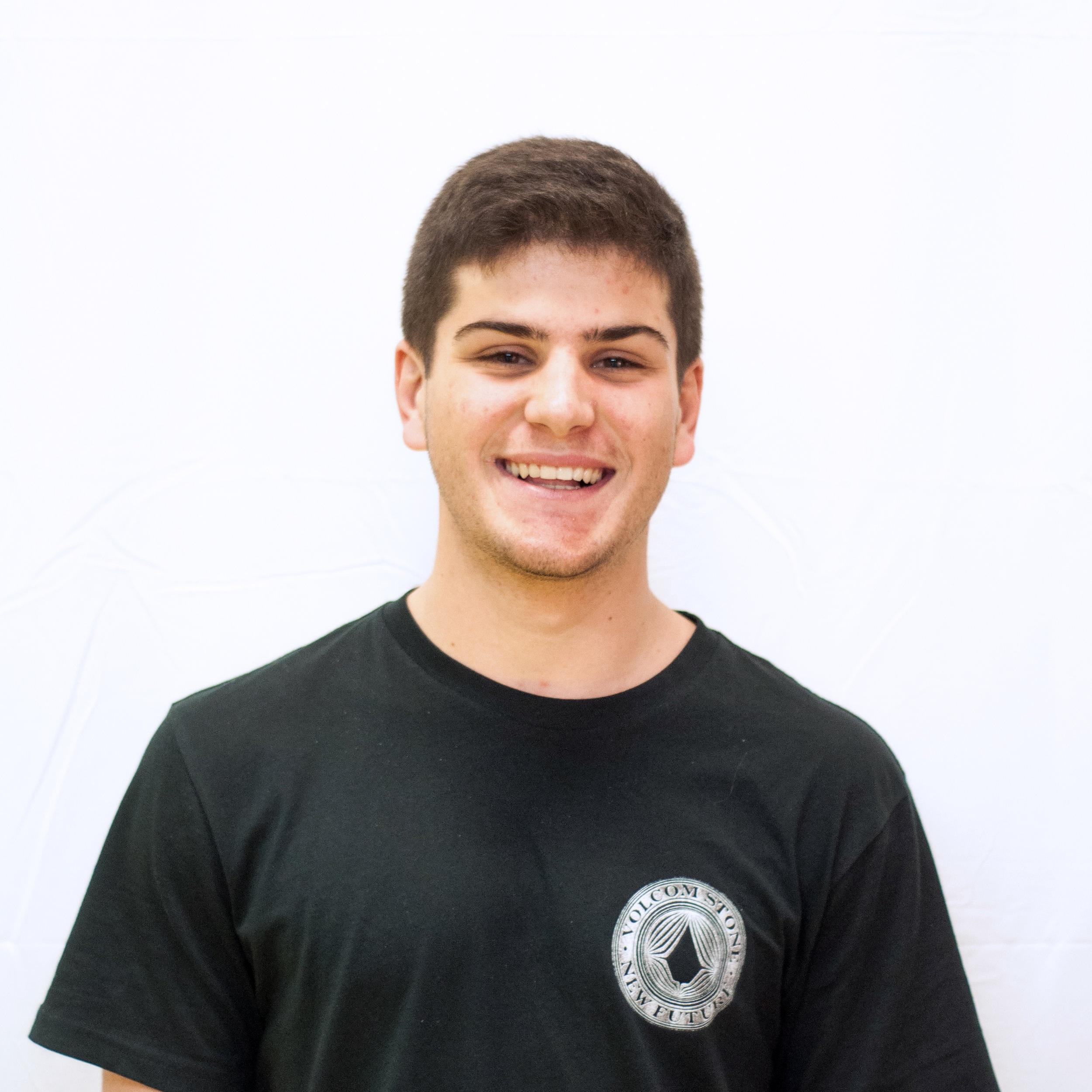 Jose Tiemblo - Propulsion Engineer