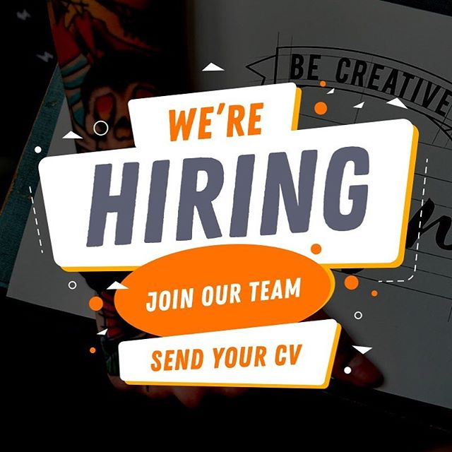 We're hiring! Fancy working with us at Lucky 14?? . . Lucky 14 are searching for a graphic designer to work part-time hours in our Bedford office. We work with both small start-ups and large, well-established businesses.  Role - Junior Graphic Designer  Hours - 15-20 hours per week  Competitive salary and flexible working schedule (days are negotiable). Would suit newly qualified Graphic Designer looking to gain experience in their chosen field.  Must have knowledge/experience in graphic design, including logo design, illustration, POS work such as brochure/flyer design.  Must be proficient in Adobe Creative Suite, Photoshop, Illustrator & InDesign especially.  Please send CV along with your portfolio to admin@lucky14design.co.uk