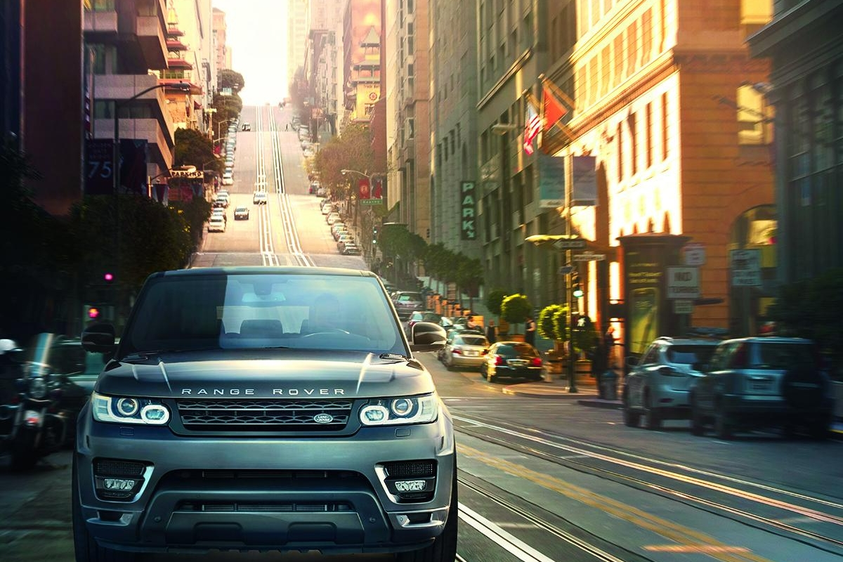 range rover - California & New Mexico