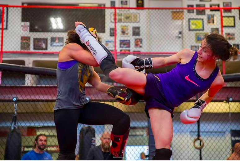 Amateur MMA Fighter Fee Chrystall Opens Up on Battle with Anorexia, Bleacher Report, 2017