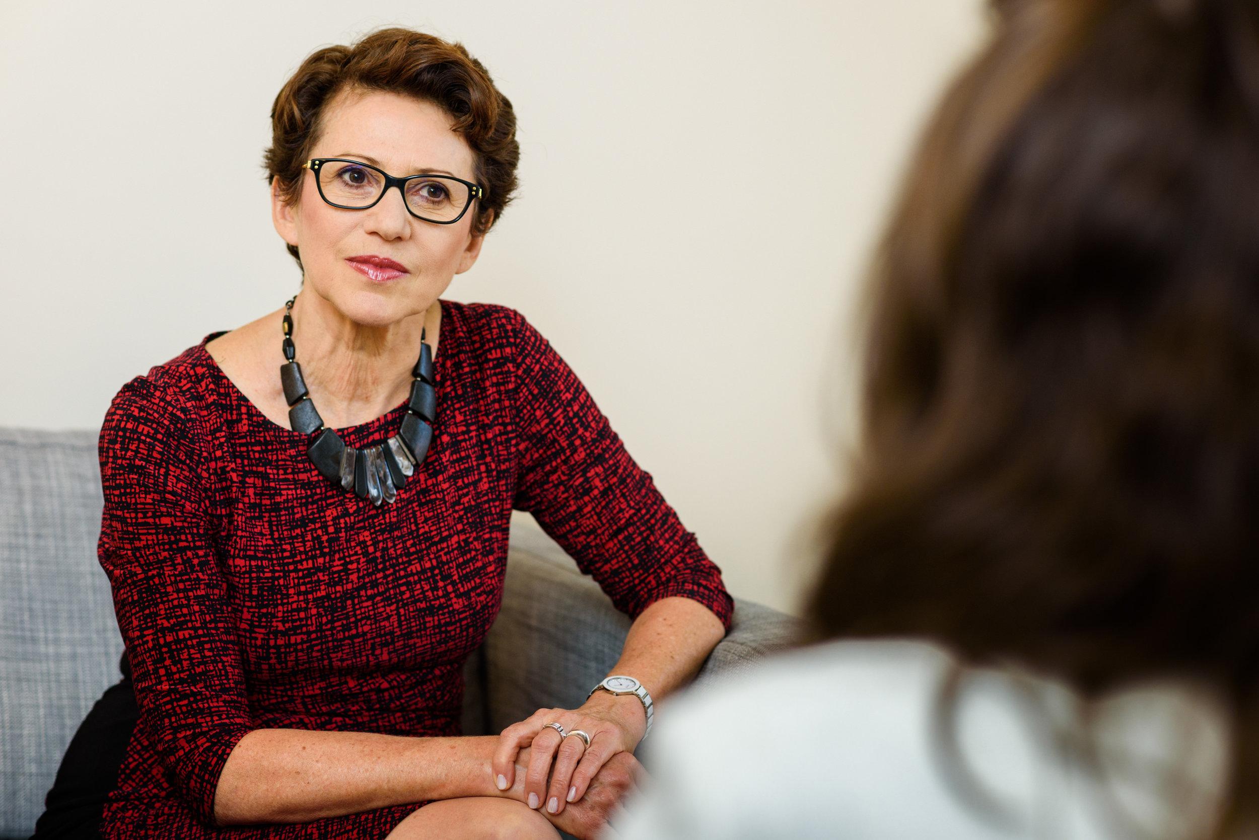 Vikki Stark, Psychotherapist