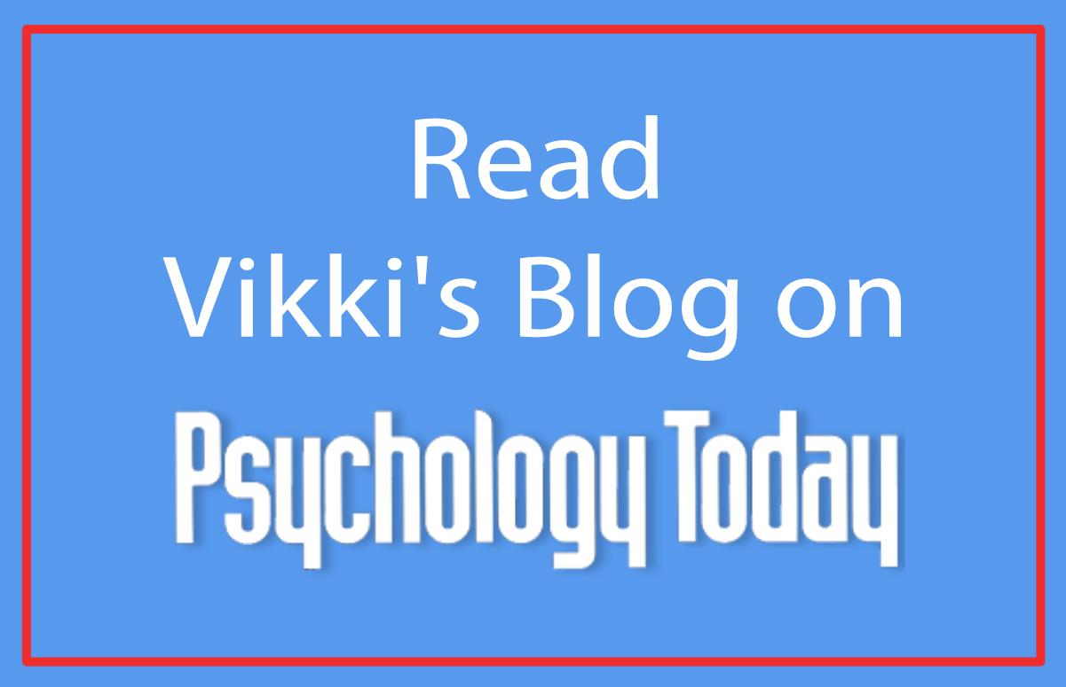 Vikki Stark's Blog 'Schlepping Through Heaertbreak' on Psychology Today