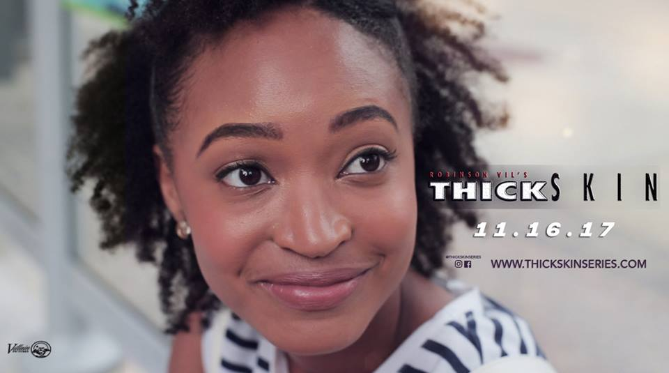 Catch Episode 1 on www.thickskinseries.com  Olivia is ordered to seek psychiatric help from Dr. Gabriel, to help cope with her past. She reluctantly tells her stories; stories that will inevitably reveal, deep, dark and disturbing secrets in her life .