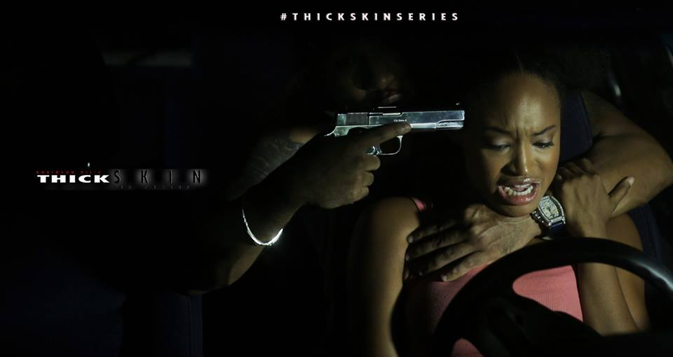 Check out Episode 3 at www.thickskinseries.com  Olivia's life takes yet another unexpected turn when she gets an unexpected visit from someone in her past and things don't go accordingly for one of them.