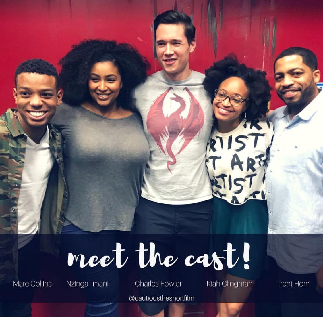 Meet the Cast! - ...........