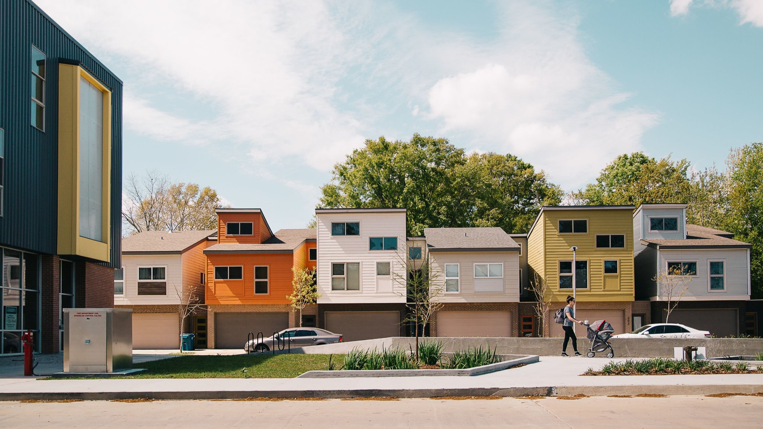 Urban Design - Designing smart and livable neighborhoods that enhance community by designing for people first.