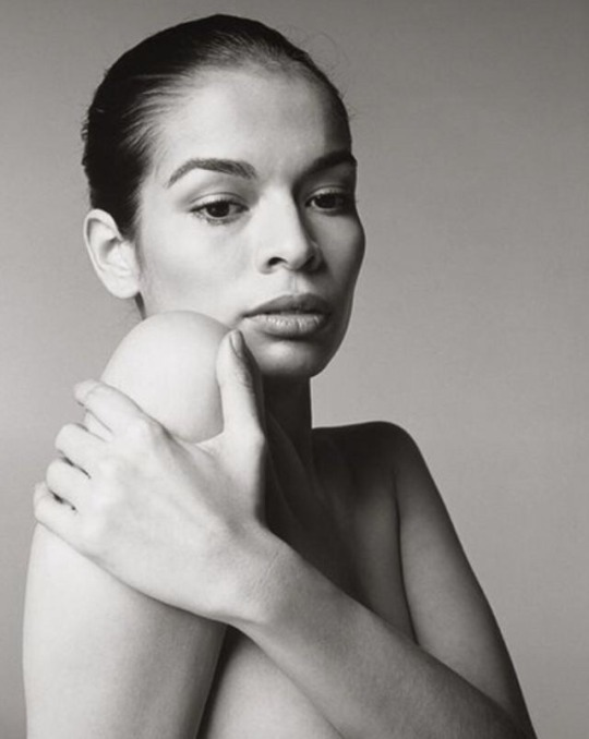 The beautiful Bianca Jagger photographed by Richard Avedon in 1972
