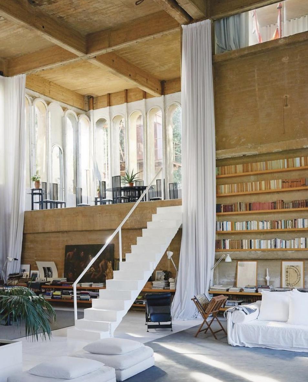 La Fabrica by Ricardo Bofill - such a dream space