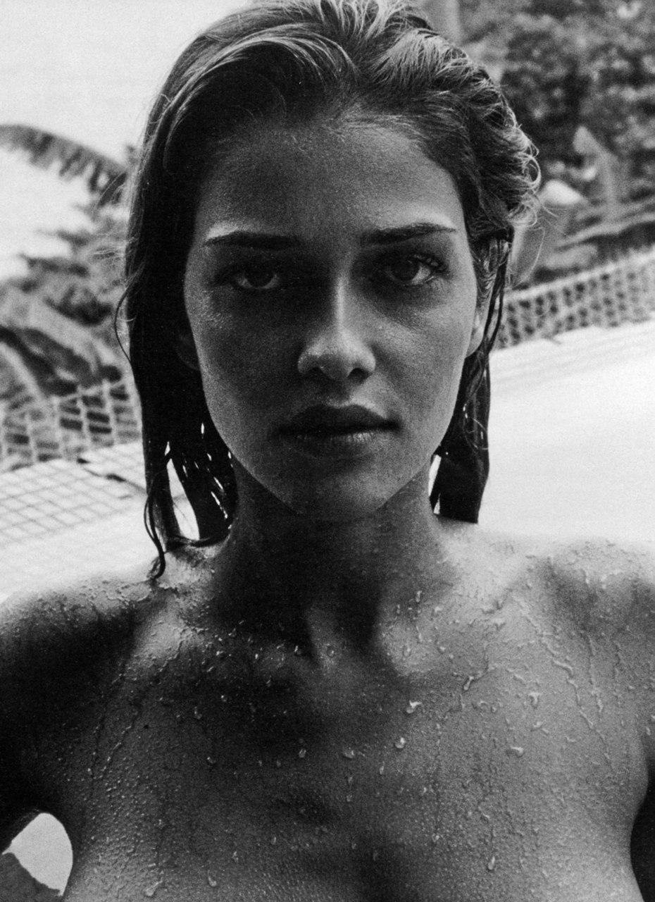 Ana Barros by Mario Testino