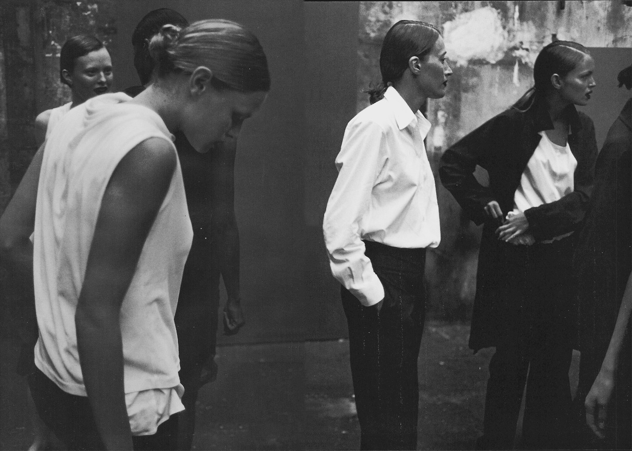 Helmut Lang Spring 1998