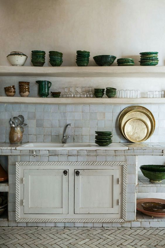 Country kitchen dreams via masumi1117