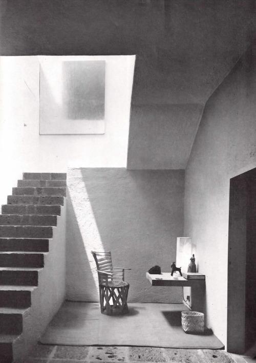 Casa Barragan by Luis Barragán - Mexico City, 1948