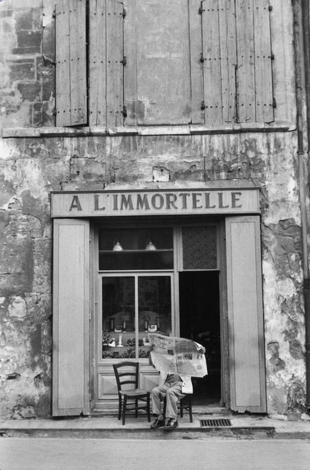 A L'immortelle