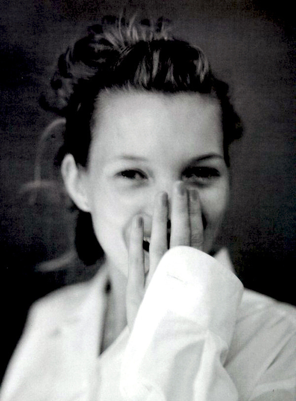 Kate Moss by Paolo Roversi, 1996