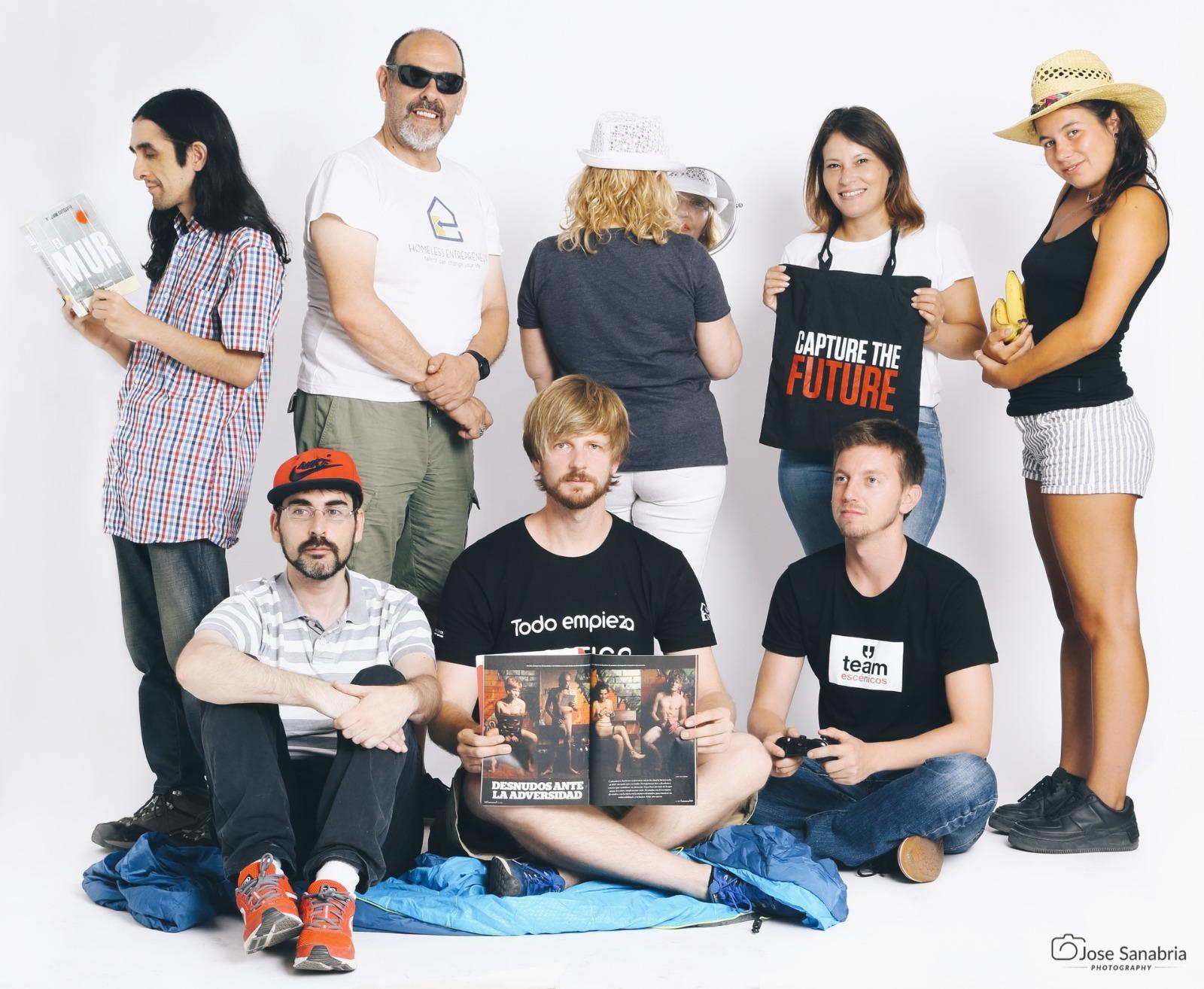 """""""Todos Somos Únicos:"""" Foto realizada por José Sanabria."""