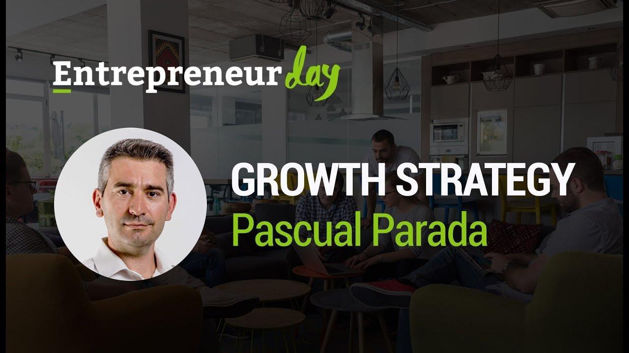 Pascual Parada, experto en Growth Strategy.