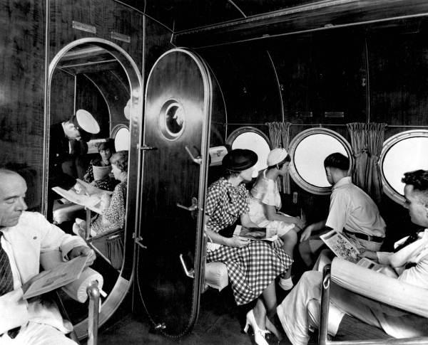 Air Travel 1934