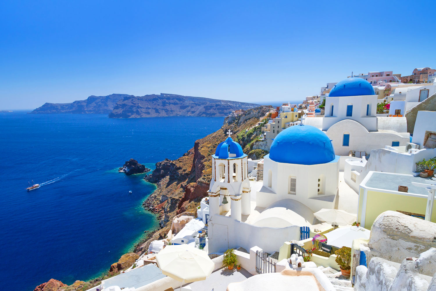 The Greek Islands - The Greek Islands ignite the imagination and satisfy the soul with a history laced in mythical tales and told through ancient, sun-bleached ruins.