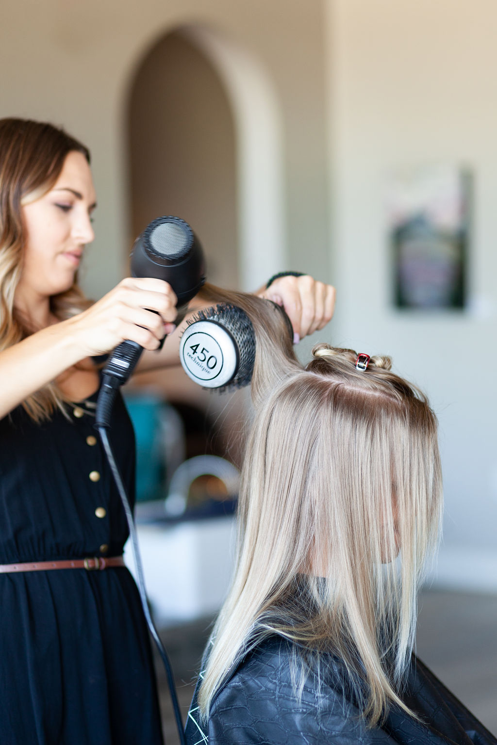 Blow Out & Style - Blowout: From $30Blowout + Thermal Style: From $40Thermal Styling: From $15Special Event Styling: From $75