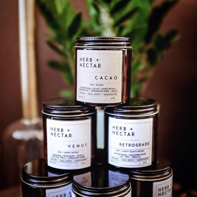PSA: We've just restocked at the lovely @enconcordia! Stop by En Concordia in Point Loma for a specially curated selection of Herb + Nectar teas, clean beauty goods, plants + supplies, and more! 🌿✨