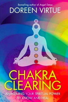 Chakra Clearing  by Doreen Virtue. Hay House, 1998.