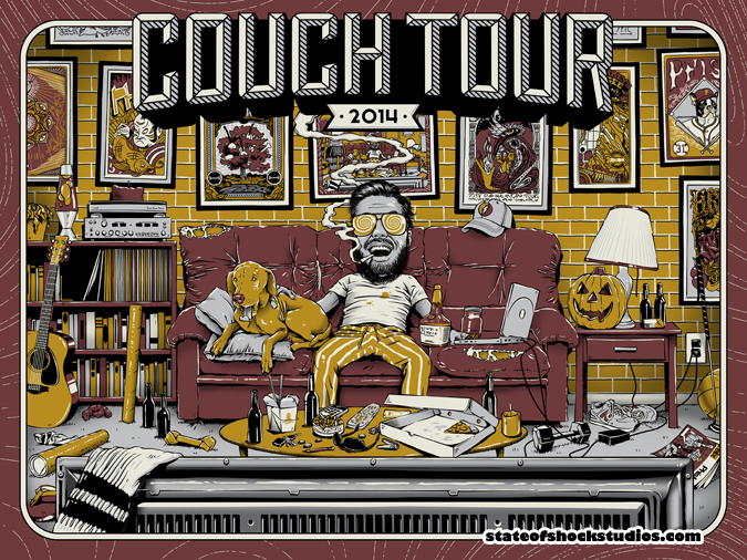 Couch Tour: 2014 Fall Variant...AVAILABLE IN THE STORE