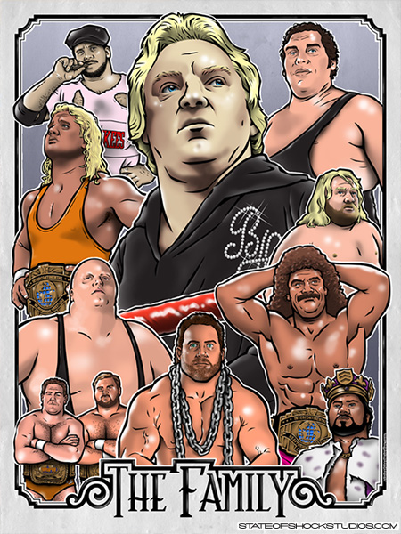 Heenan Family...SOLD OUT