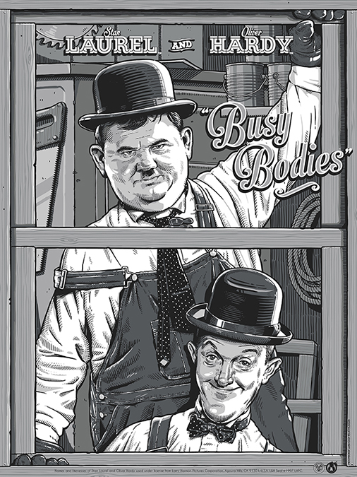 Laurel & Hardy...CLICK TO PURCHASE