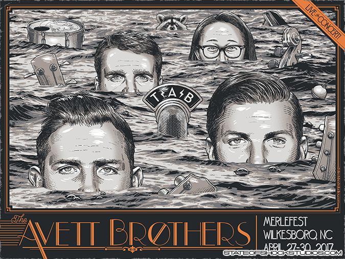 The Avett Brothers: Merlefest 2017 Regular Edition