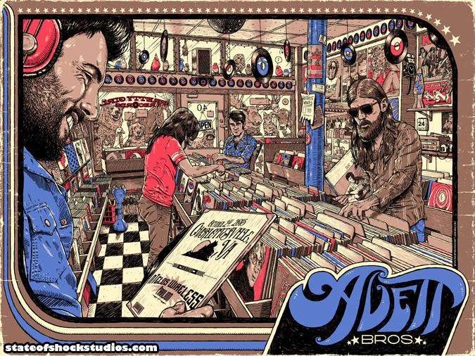The Avett Brothers: Charlottesville 2015 Regular Edition