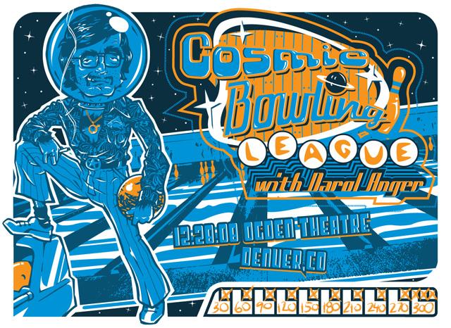 Cosmic Bowling League: Denver 2009