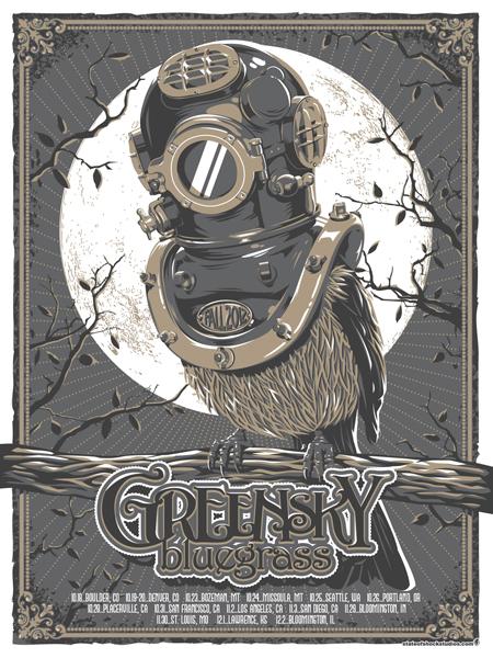 Greensky: Fall 2012