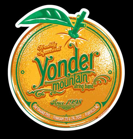 Yonder Mountain: Asheville 2012