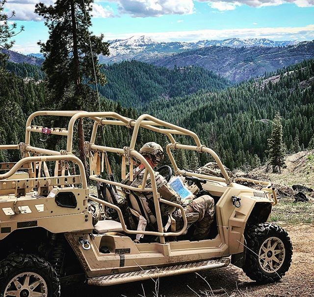 Vandals conducting some vehicle navigation techniques through some of Idaho's back country. 🇺🇸🇺🇸🇺🇸 Same job, different office view. Anywhere, anytime. 🇺🇸🇺🇸🇺🇸 #weliketohavefunhere #rangedays #jtac #tacp #teamstone124th #idaho #boise #landnav