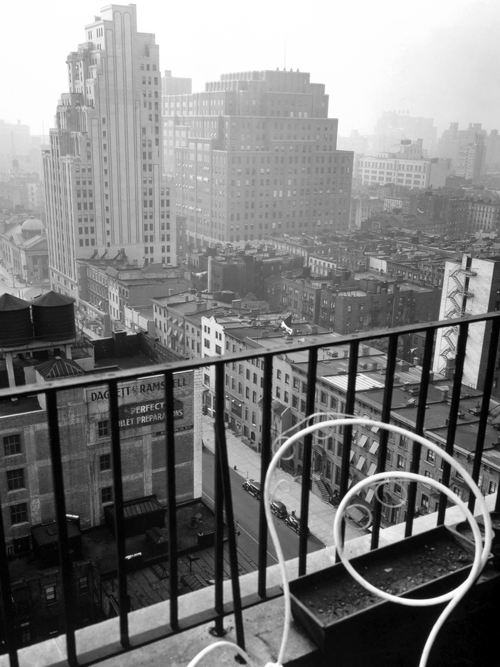 Berenice Abbott — The Modernist Collection