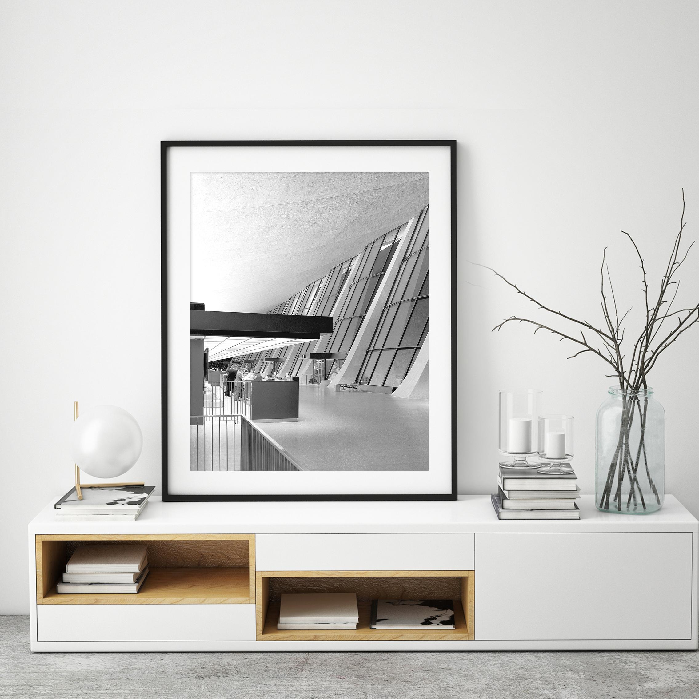 Frank Lloyd Wright's Fallingwater, designed in 1935.