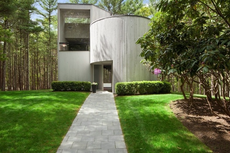 Charles Gwathmey – Sedacca House in East Hampton, New York