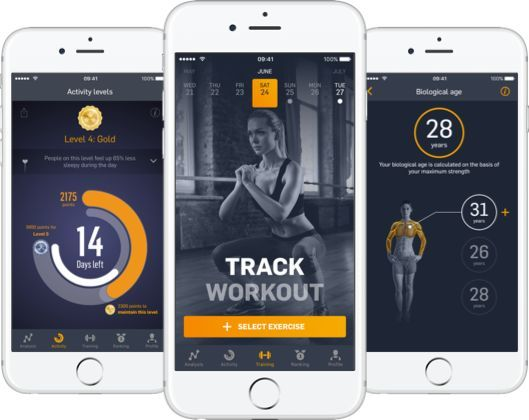 Results - All your workouts are recorded so you can view them online or in the eGym app. Periodic strength tests show you how far you've come and eGym adjusts the program so you're always improving. Not only will you get stronger but you'll see the proof in the data!