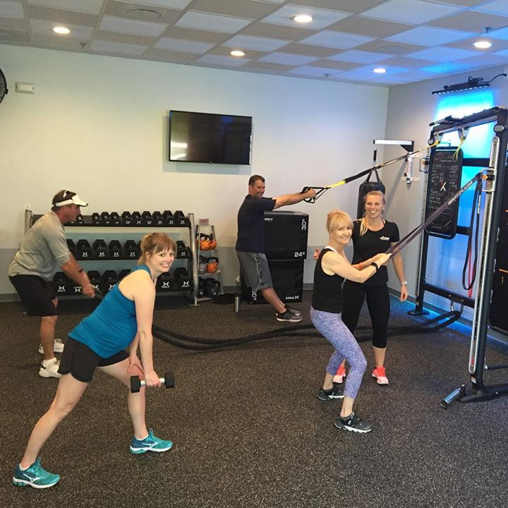 Friday's are better when you workout with family! Thanks for sharing your guests Ron and Lorri! -.jpg