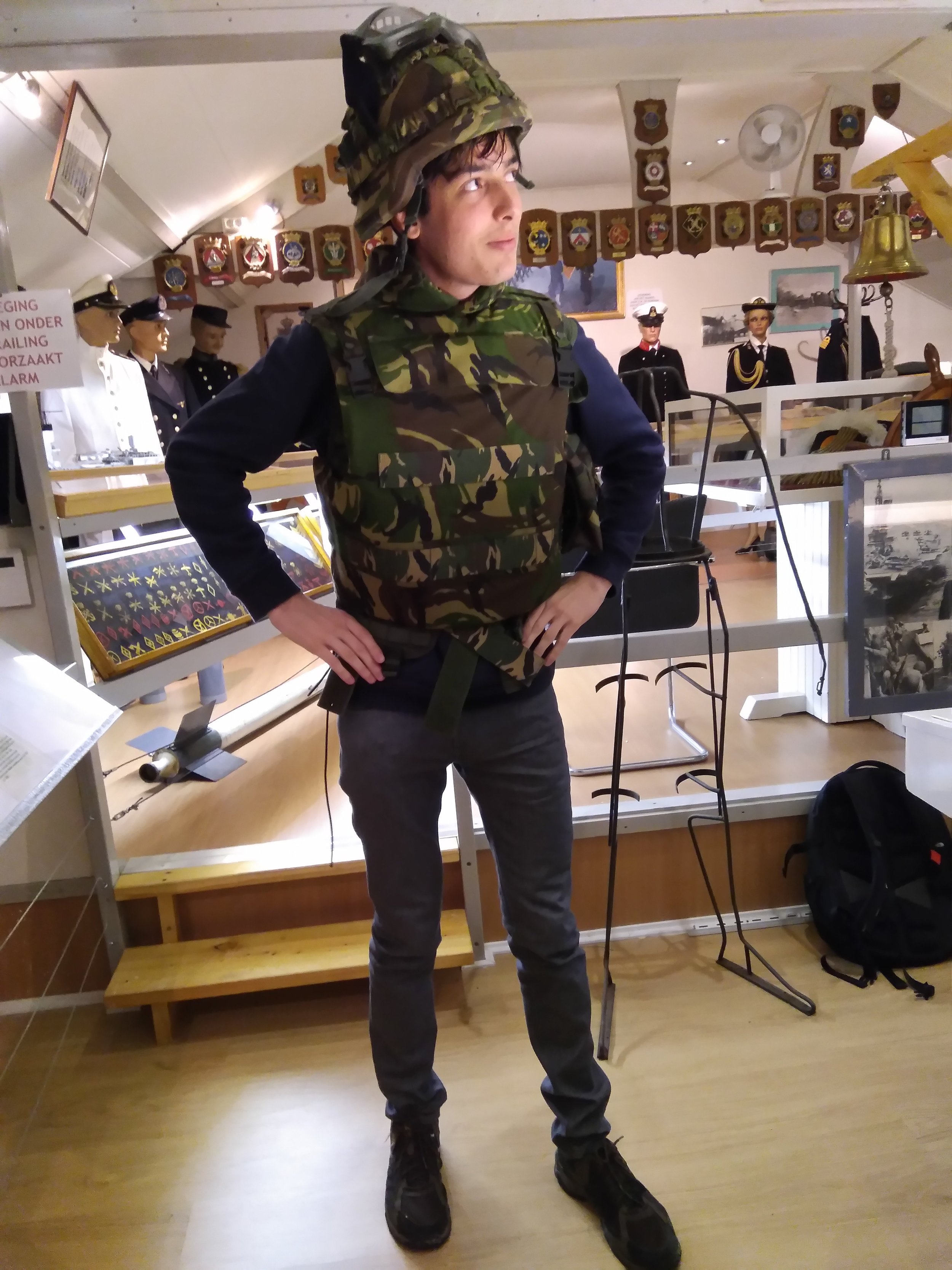 Museum Militaire Traditie, Introweek 2017