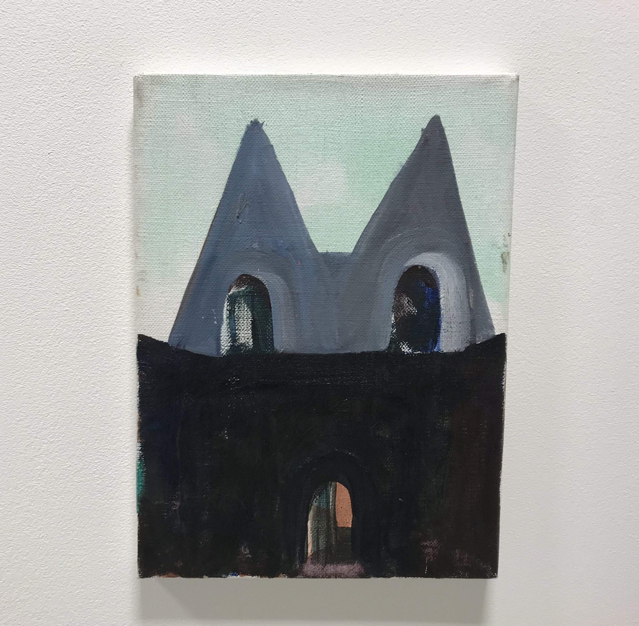 Mads Andreas Andreassen,  Cat Castle Mouse House , 2013