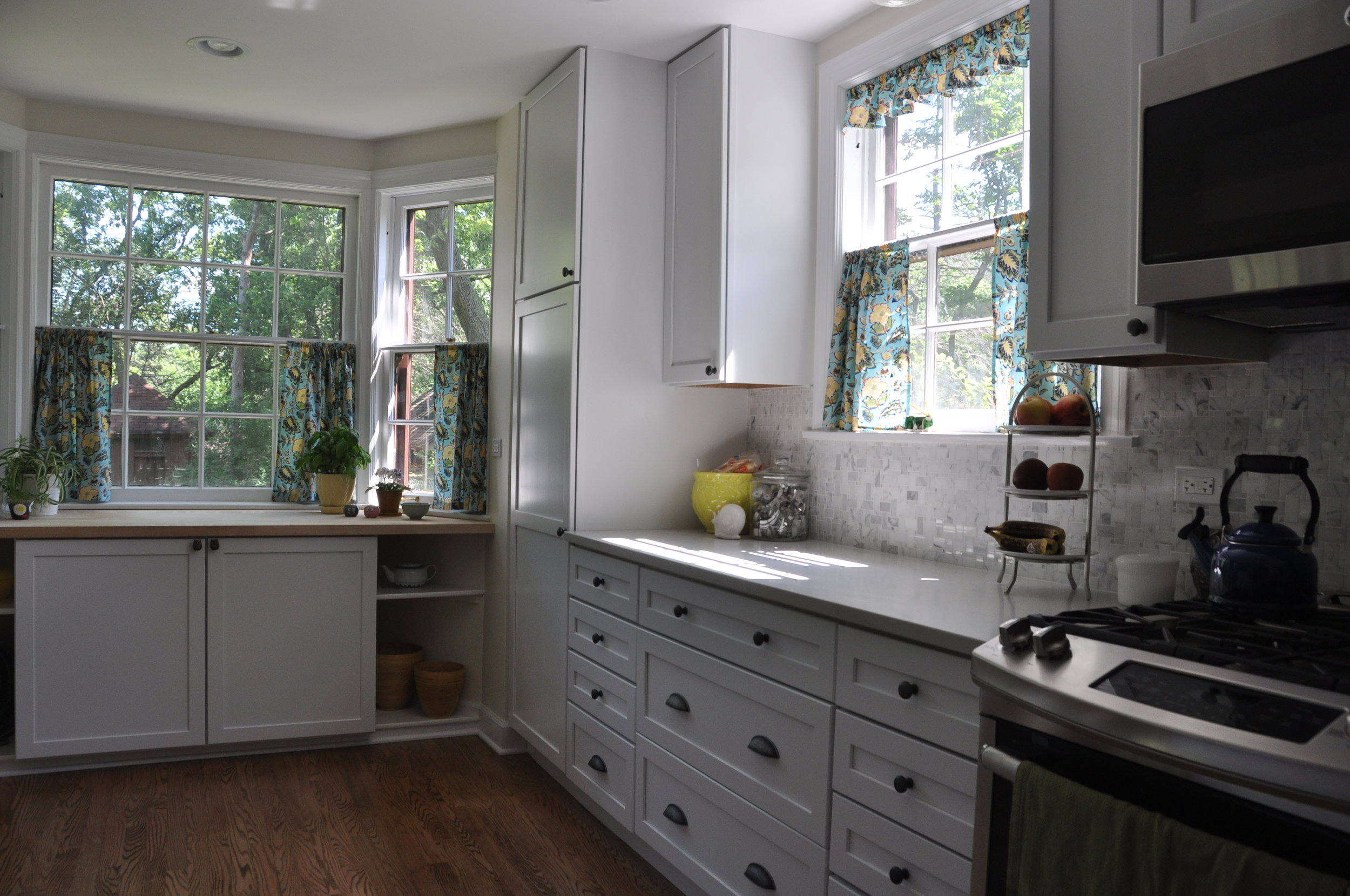 Northbrook single family kitchen