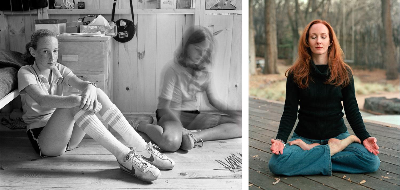 Julia (nee Nadine) Padawer, Camp Pinecliffe, Harrison, ME; Julia (nee Nadine) Padawer, DC