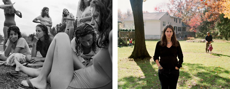 Melinda Abrams, Camp Pinecliffe, Harrison, ME; Melinda Abrams, NY