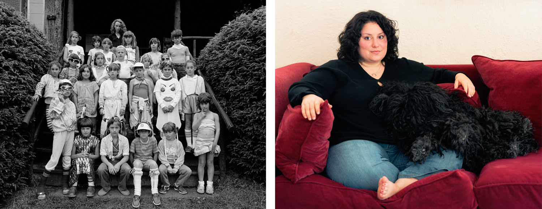 Julie Simonson, Camp Pinecliffe, Harrison, ME; Julie Simonson, PA