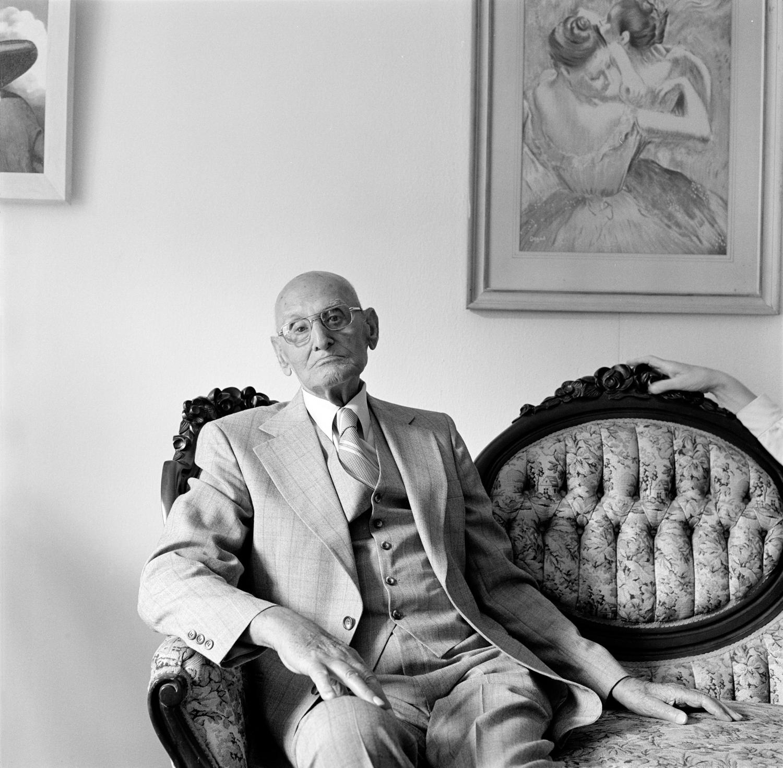 Sam Kaplan, Age 93, Houston, TX, 1978