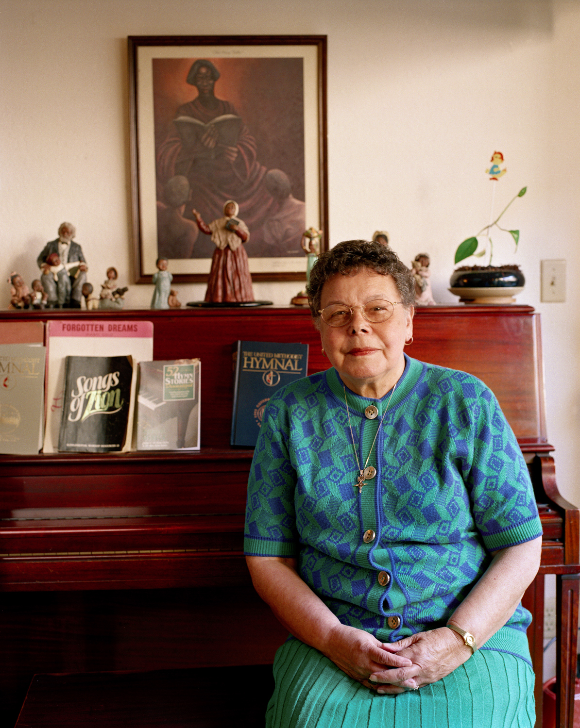 The Right Reverend Leontine Kelly